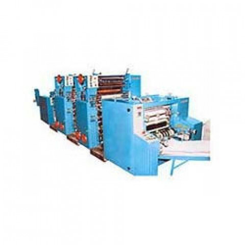 Fully Automatic Computer Stationery Printing Machine