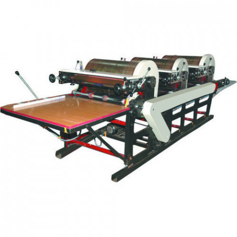 Happy Mechanical HDPE Bag Printing Machine