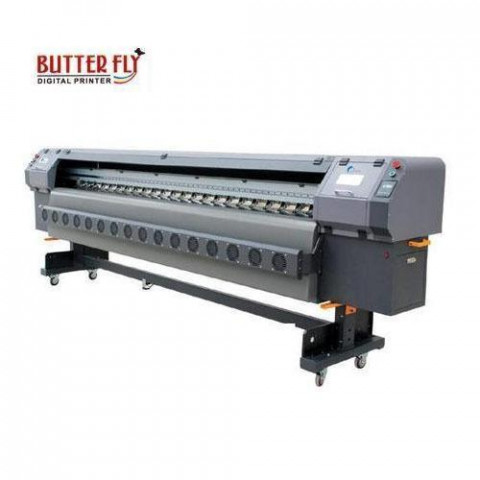Automatic Flex Printing Machine