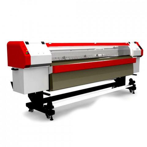 Digital Automatic  Flex Printing Machine
