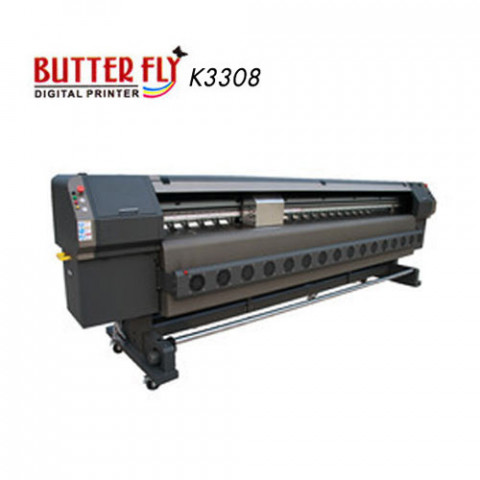 Butterfly Automatic Flex Printing Machine