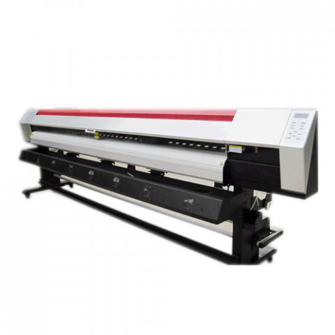 Digital Roll to Roll Solvent Printer