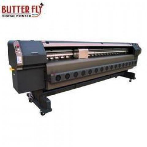 Automatic Digital Solvent Printer