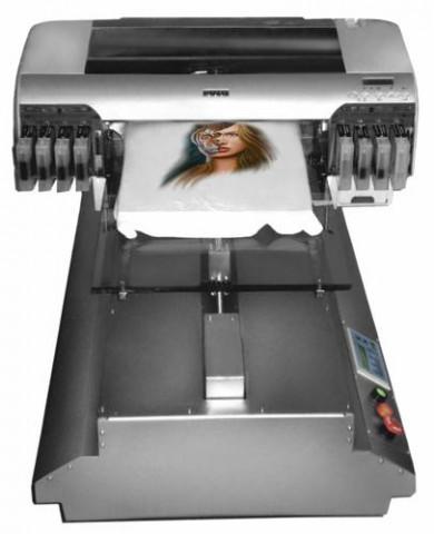 Digital Flatbed Glass Printing Machine