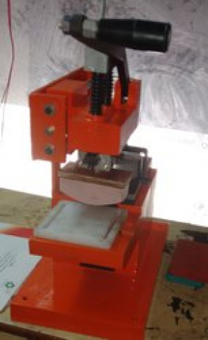 Semi-Automatic Face Mask Printing Machine