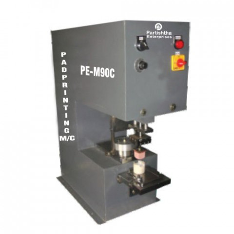 Partishtha Mechanical Automatic Pad Printing Machine