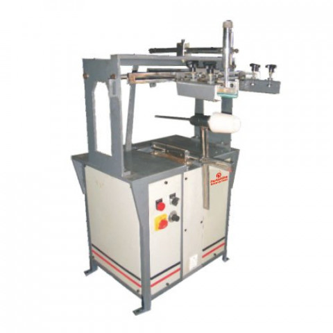 Partishtha Automatic PE-RS 150 SD Round Screen Printing Machine
