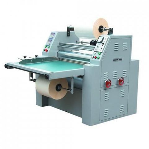 Globe Tech Paper Lamination Machine