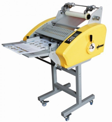 Shivraj Manual 3816 Roll Lamination Machine
