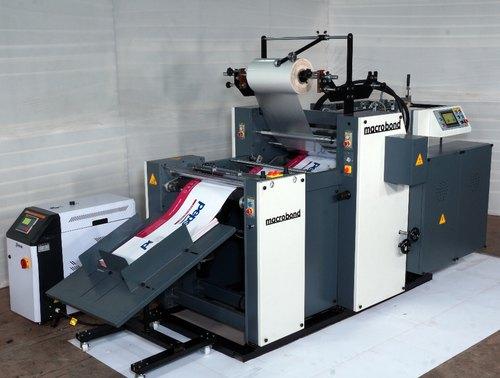 Automatic Feeder Thermal Lamination Machine