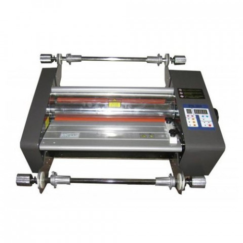 Macro Print Fully Automatic Thermal Laminating Machine 20 Inch