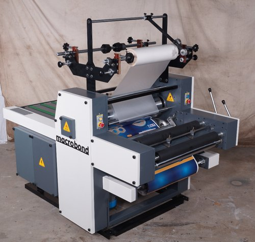 Macro Print Semi Automatic Thermal Laminator Machine