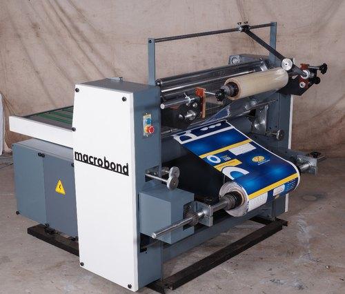 Macro Print Film Lamination Machine