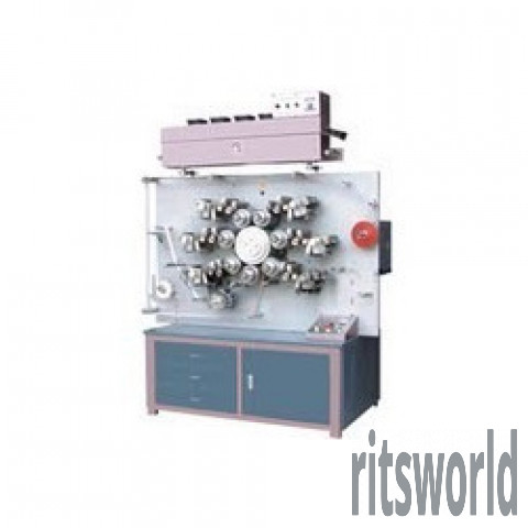 Used Garment Label Printing Machine