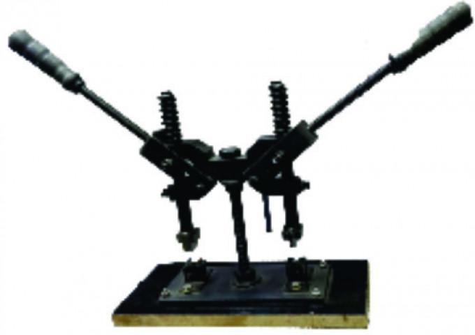 Harpreet Double Notch Press Machine