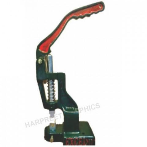 Harpreet Single Station Notch Press Machine