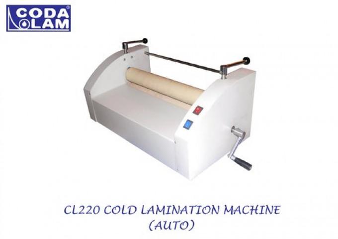 CL220 Cold Lamination Machine Automatic