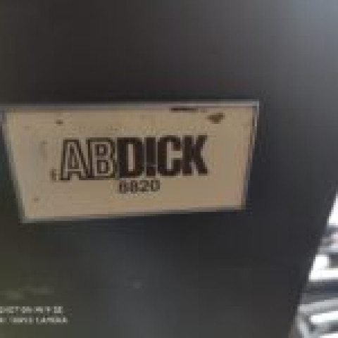 Jindal Used AB Dick 8820