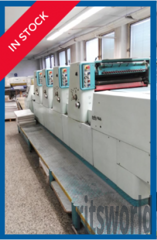 Used Polly 466