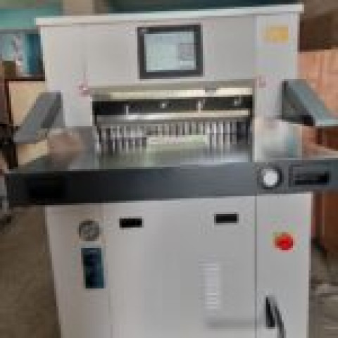 Jindal Double Hydraulic Paper Cutting Machine 26inch ( Model - Jh670 )