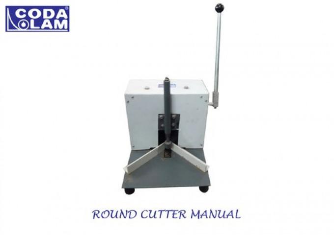 Round Corner Cutter Manual