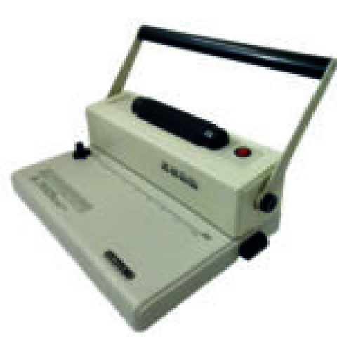 Jindal Spiral Binder Machine (Model - S15) A4 12inch