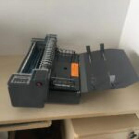 Automatic Sticker Half Cutting Machine A3
