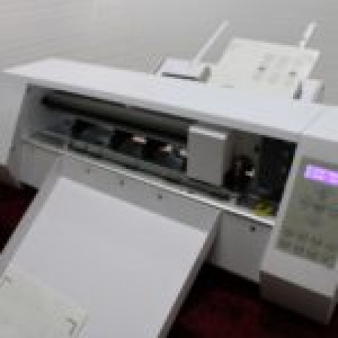 Jindal Toyocut Digital Label Cutting Machine ( Auto Feed ) : Model - A13