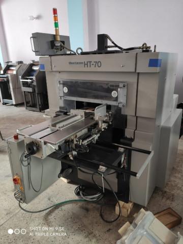 Horizon HT70 Cutting Machine