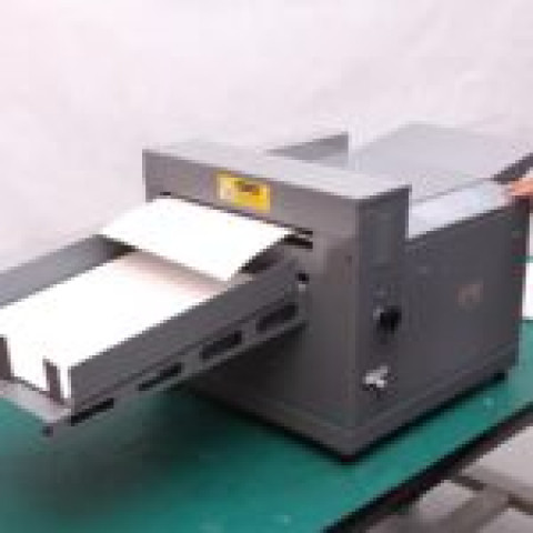 Jindal Digital Control Electric Paper Creaser Machine (Model - D480)