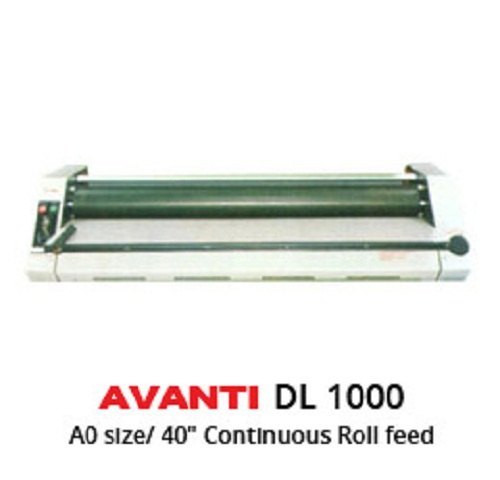 Hexadecimal Avanti Dl 1000 Roll To Roll Lamination Machine