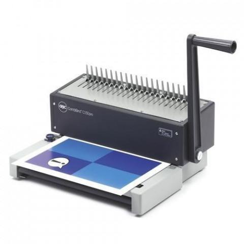 Hexadecimal GBC Comb Binding Machine