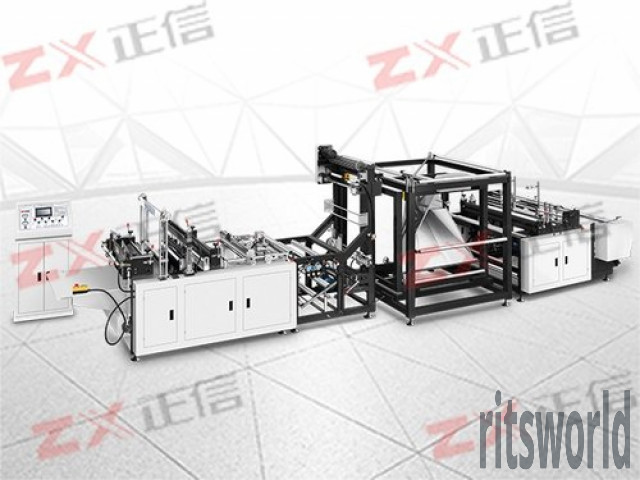 Multi-Functional Non Woven D-Cut Bag Printing Machine