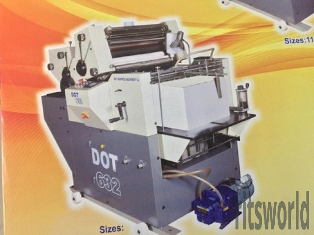 Poly Bag & Non Woven Bag Multipurpose Printing Machine