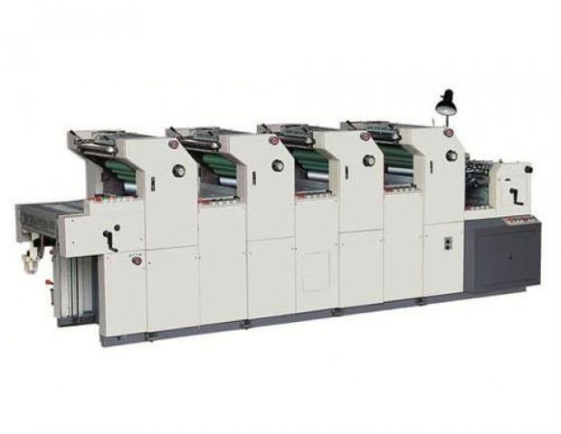 Four 4 Colour Non Woven Bag Printing Machine NW-4-1418