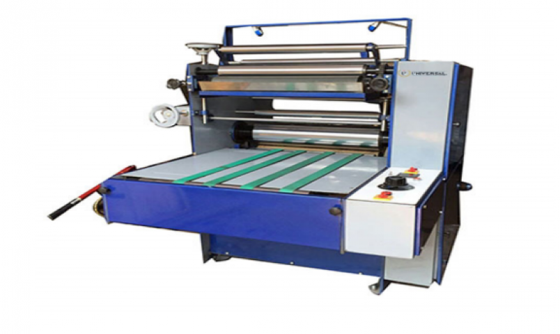 Hot And Cold Two In One Lamination Machine - 52 Inches