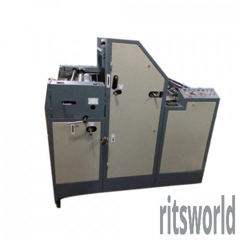 Two Colour heavy duty nonwoven bag printing machine