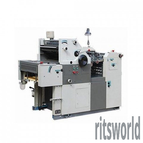 Single Color Automatic Sheetfed Offset Printing Machine