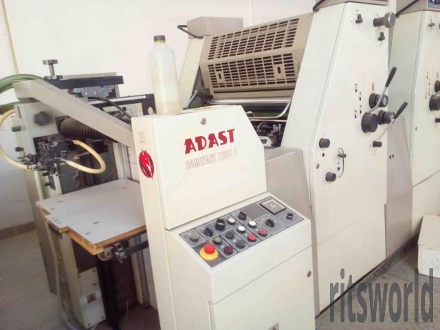 Used Adast 725C, 1998