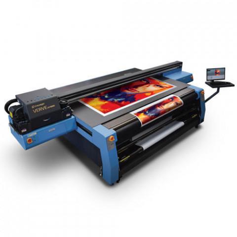 UV Flat Bed Printing Machine