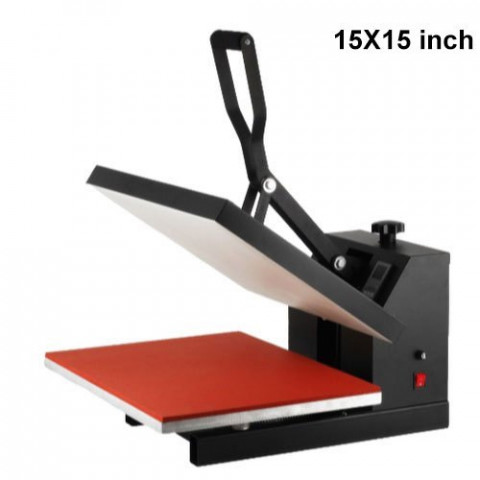 Manual T Shirt Printing Machine 15x15 Inch