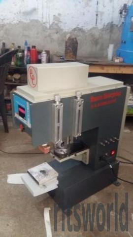Deluxe Model Pneumatic Pad Printing Machine