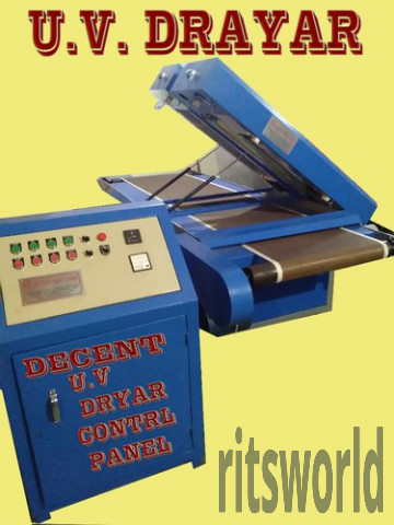 Decent Automatic Flatbed Screen Printing Machine