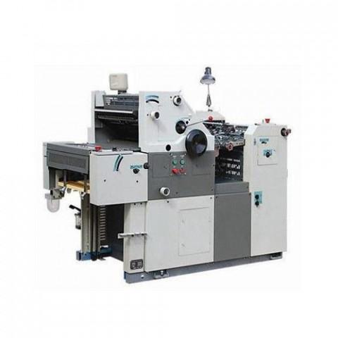 Automatic Single Color Non Woven Bag Printing Machine
