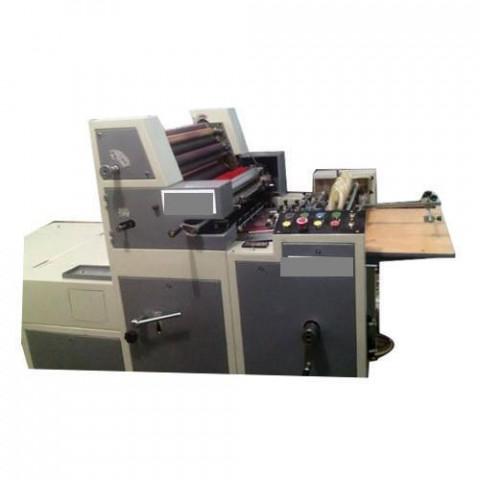 Single Colour Non Woven Offset Printing Machine