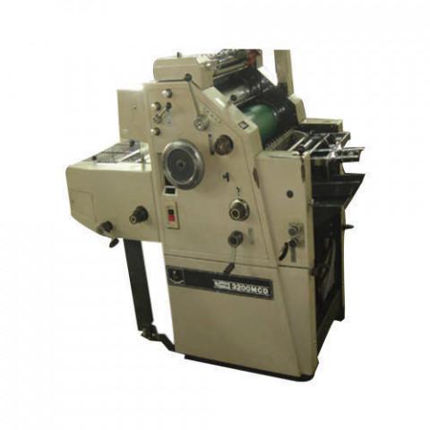 Multicolor Mini Offset Printing Machine