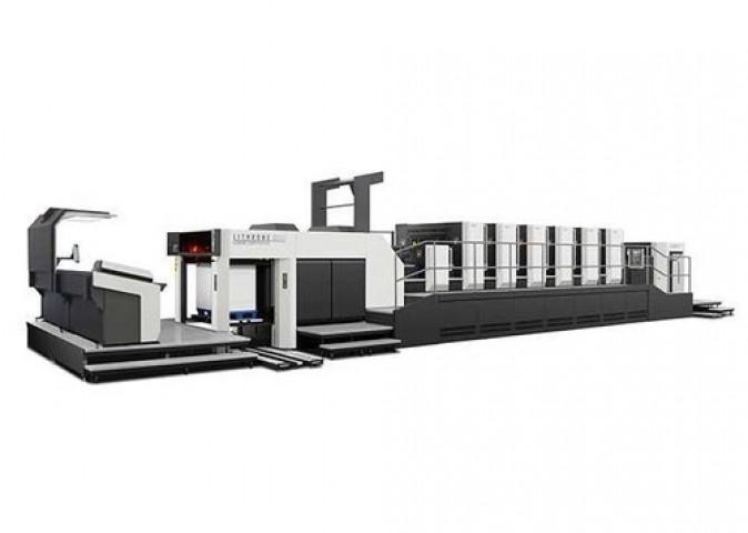 Komori Enthrone GX40 Offset Printing Press